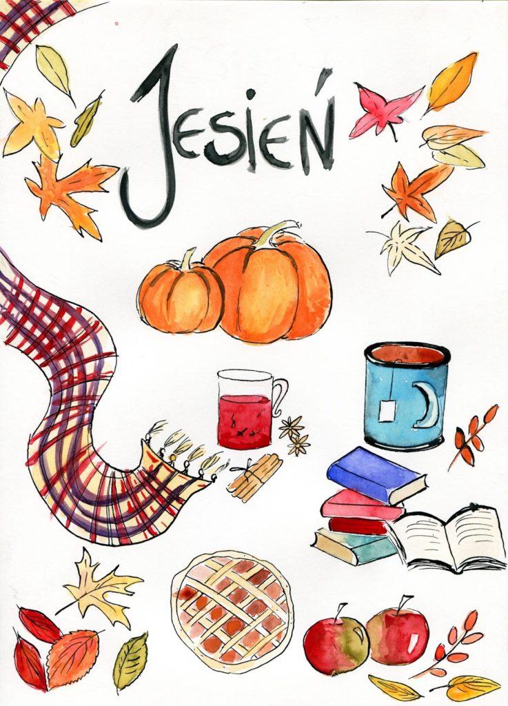 powody-dla-których-uwielbiam-jesień--ilustracja-akwarela