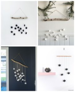 Najprostsze dekoracje świąteczne, czyli DIY w leśnych stylu